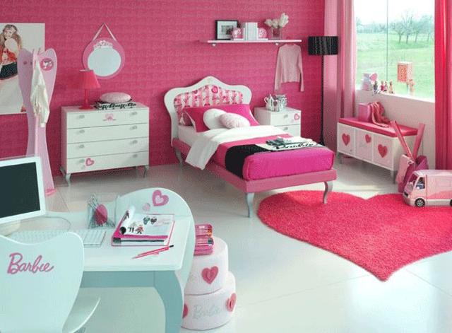 11 mẫu phòng ngủ nếu có con gái mẹ nhất định phải trang trí tặng bé - Ảnh 13.