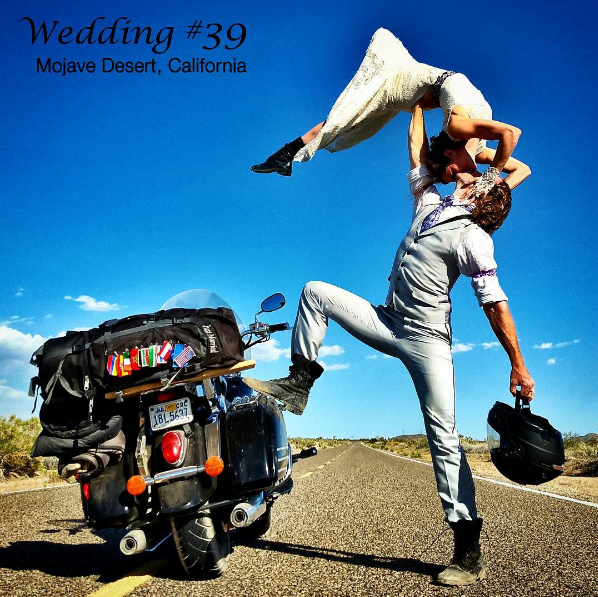 Cặp vợ chồng phù phiếm không ổn định làm ăn, sinh con mà đưa nhau đi khắp thế gian làm 100 đám cưới - Ảnh 8.