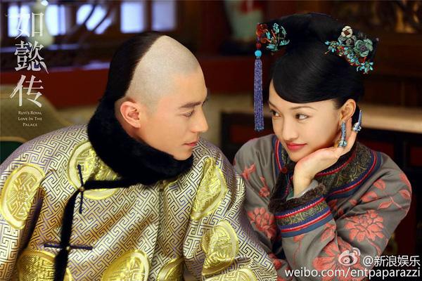 Hoàng hậu Châu Tấn đẹp quyền lực, đánh bật cả dàn mỹ nữ hậu cung đình đám - Ảnh 2.