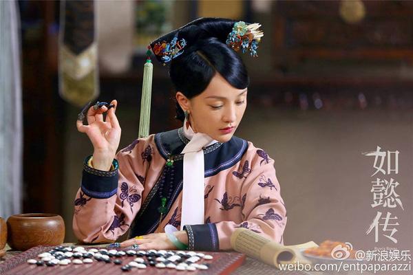 Hoàng hậu Châu Tấn đẹp quyền lực, đánh bật cả dàn mỹ nữ hậu cung đình đám - Ảnh 3.