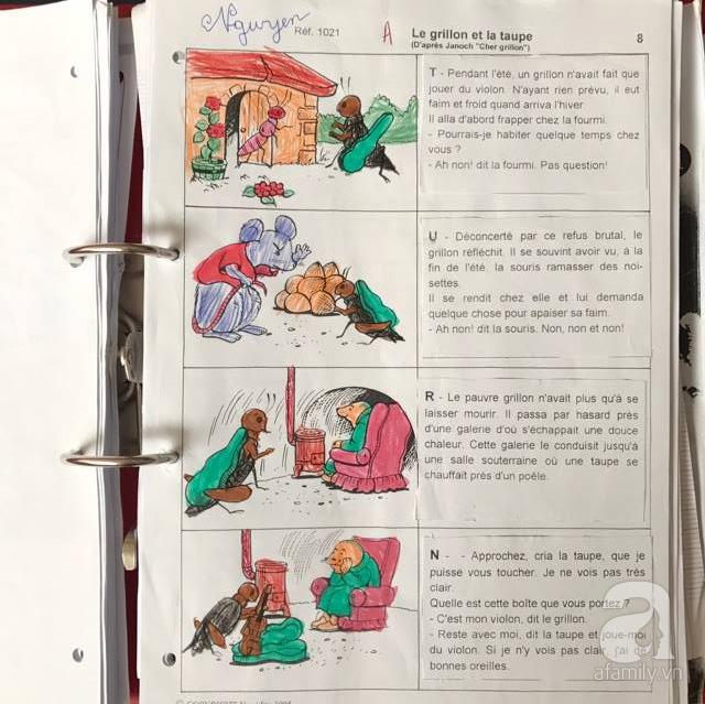 Học tiểu học ở Pháp: Không sách giáo khoa, không bài tập về nhà - Ảnh 6.