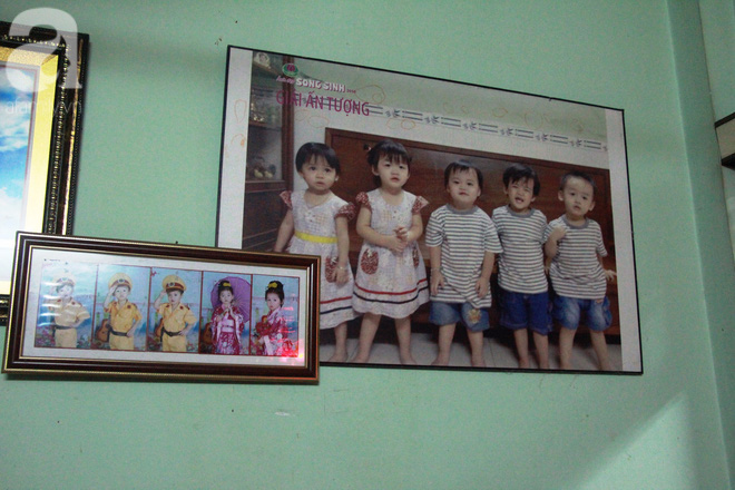 Cuộc sống tất bật, xoay như chong chóng của mẹ trẻ Sài Gòn sinh 1 lần được hẳn 5 con, nếp tẻ đủ cả - Ảnh 2.