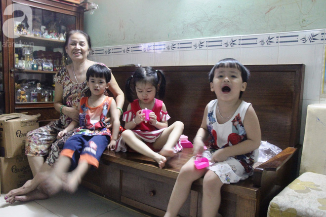 Cuộc sống tất bật, xoay như chong chóng của mẹ trẻ Sài Gòn sinh 1 lần được hẳn 5 con, nếp tẻ đủ cả - Ảnh 11.