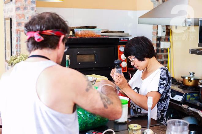 Nghỉ việc văn phòng 17 năm gắn bó, người vợ Việt mở nhà hàng cùng chồng Ý, khởi nghiệp ở tuổi 40 - Ảnh 8.