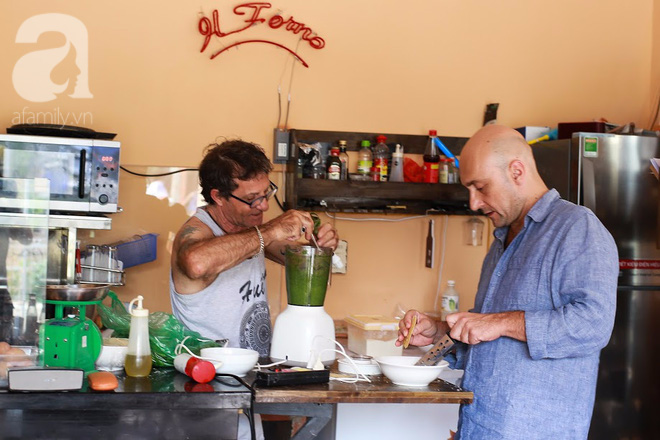 Nghỉ việc văn phòng 17 năm gắn bó, người vợ Việt mở nhà hàng cùng chồng Ý, khởi nghiệp ở tuổi 40 - Ảnh 10.