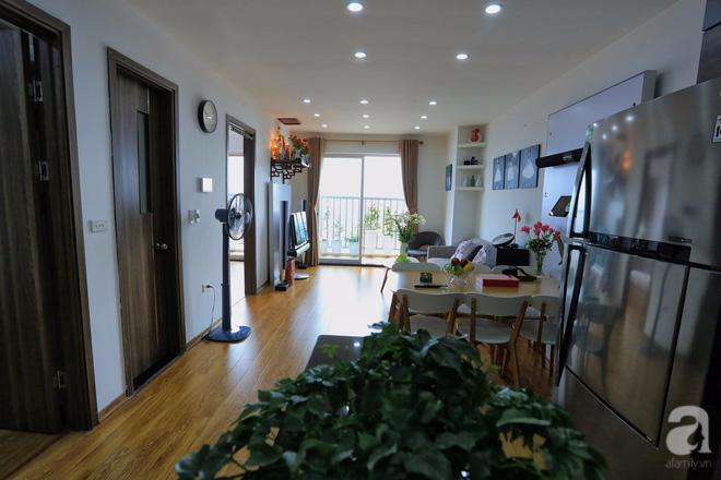 Chỉ vỏn vẹn 65m² nhưng căn hộ này cũng đủ để chủ nhân rời phố lớn ở trung tâm Hà Nội về ở chung cư - Ảnh 4.