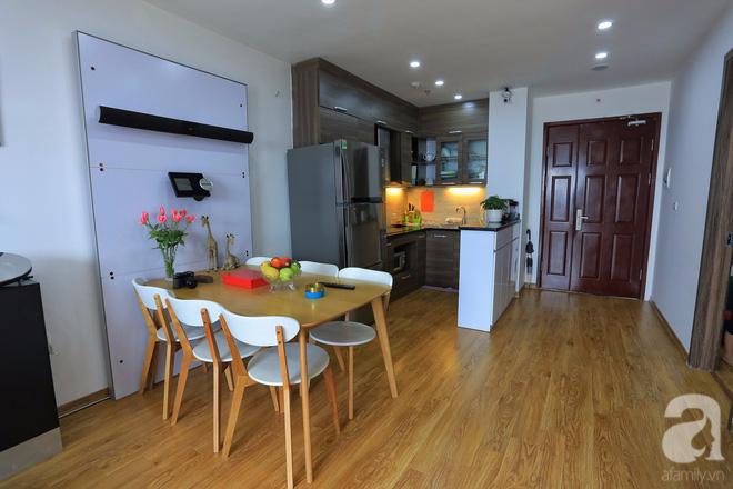 Chỉ vỏn vẹn 65m² nhưng căn hộ này cũng đủ để chủ nhân rời phố lớn ở trung tâm Hà Nội về ở chung cư - Ảnh 13.