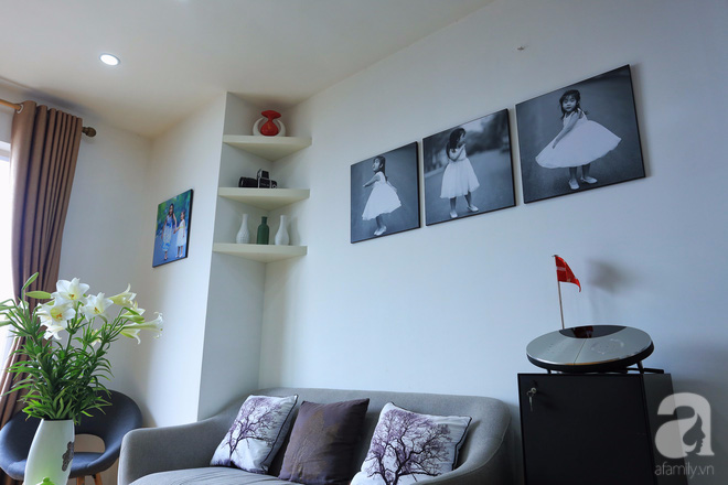 Chỉ vỏn vẹn 65m² nhưng căn hộ này cũng đủ để chủ nhân rời phố lớn ở trung tâm Hà Nội về ở chung cư - Ảnh 7.