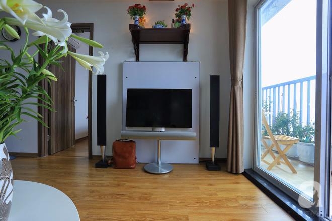 Chỉ vỏn vẹn 65m² nhưng căn hộ này cũng đủ để chủ nhân rời phố lớn ở trung tâm Hà Nội về ở chung cư - Ảnh 6.