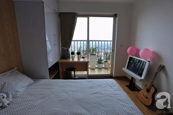 Chỉ vỏn vẹn 65m² nhưng căn hộ này cũng đủ để chủ nhân rời phố lớn ở trung tâm Hà Nội về ở chung cư - Ảnh 16.