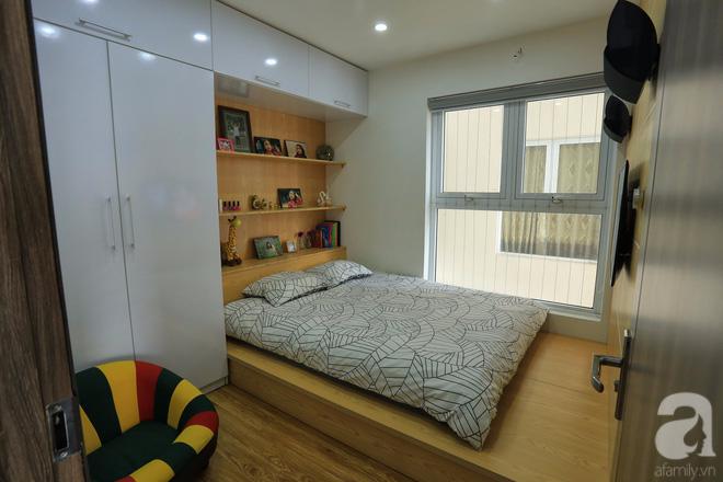 Chỉ vỏn vẹn 65m² nhưng căn hộ này cũng đủ để chủ nhân rời phố lớn ở trung tâm Hà Nội về ở chung cư - Ảnh 18.