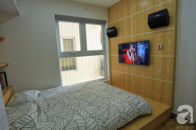 Chỉ vỏn vẹn 65m² nhưng căn hộ này cũng đủ để chủ nhân rời phố lớn ở trung tâm Hà Nội về ở chung cư - Ảnh 19.