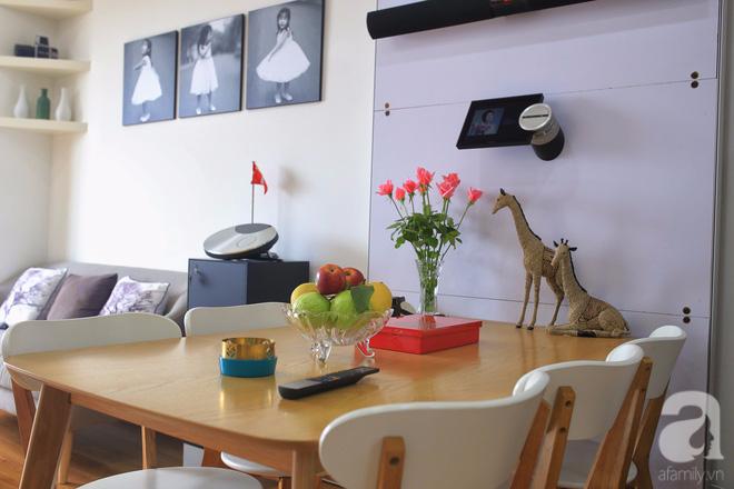 Chỉ vỏn vẹn 65m² nhưng căn hộ này cũng đủ để chủ nhân rời phố lớn ở trung tâm Hà Nội về ở chung cư - Ảnh 11.
