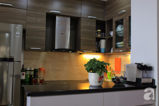 Chỉ vỏn vẹn 65m² nhưng căn hộ này cũng đủ để chủ nhân rời phố lớn ở trung tâm Hà Nội về ở chung cư - Ảnh 14.