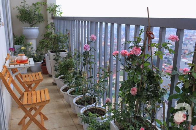 Chỉ vỏn vẹn 65m² nhưng căn hộ này cũng đủ để chủ nhân rời phố lớn ở trung tâm Hà Nội về ở chung cư - Ảnh 8.