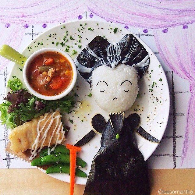 Bà mẹ khéo tay nhất năm biến những bữa ăn của con thành thế giới hoạt hình đầy màu sắc - Ảnh 4.