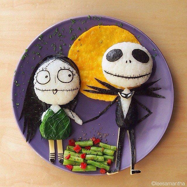 Bà mẹ khéo tay nhất năm biến những bữa ăn của con thành thế giới hoạt hình đầy màu sắc - Ảnh 7.