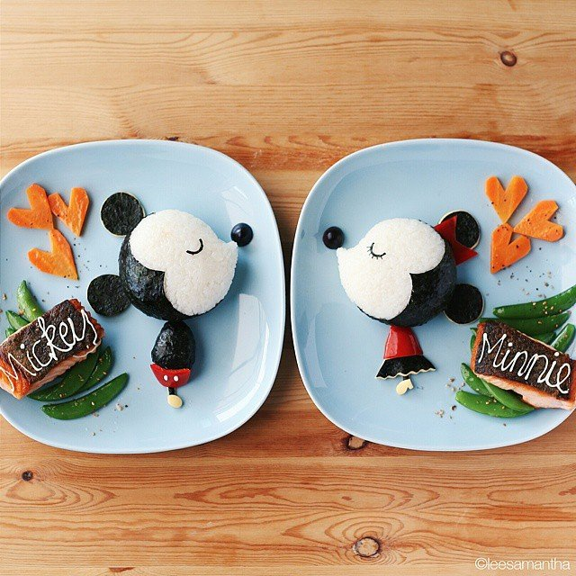 Bà mẹ khéo tay nhất năm biến những bữa ăn của con thành thế giới hoạt hình đầy màu sắc - Ảnh 12.