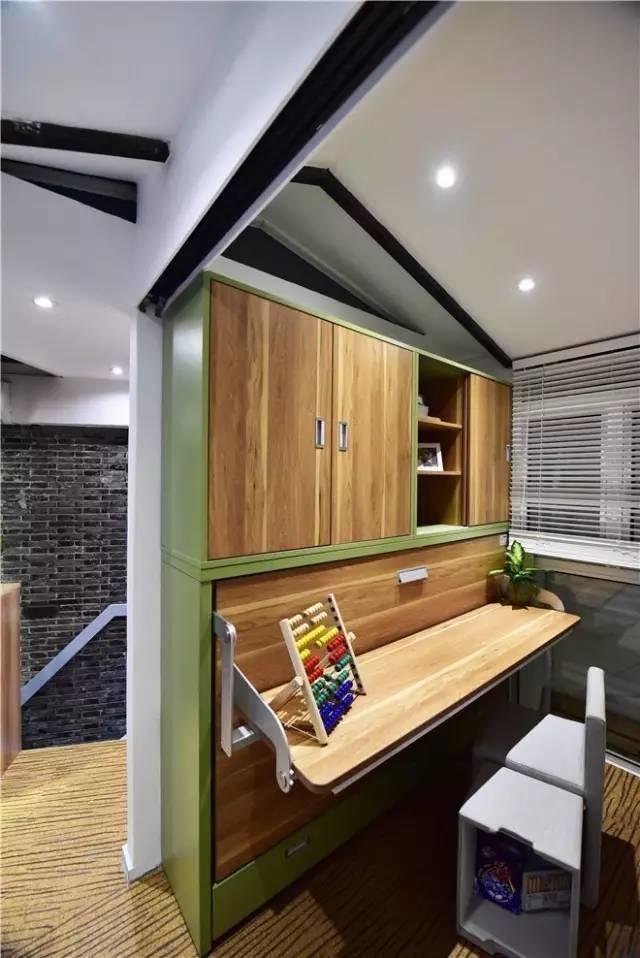 Ngôi nhà 30m² méo mó trong hẻm cụt của gia đình 3 thế hệ trở nên rộng thênh thang sau khi cải tạo - Ảnh 9.