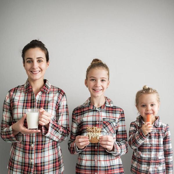 Có hai cô con gái, nhất định phải chụp ảnh bộ ba như thế này! - Ảnh 17.