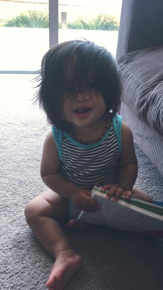 Mới 7 tháng tuổi cậu bé này đã sở hữu mái tóc dài như ngôi sao nhạc rock - Ảnh 10.