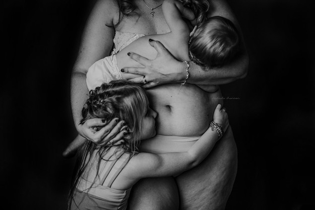 Bèo nhèo và chằng chịt vết rạn, đây mới là hình ảnh thật nhất về cơ thể người mẹ sau sinh - Ảnh 6.
