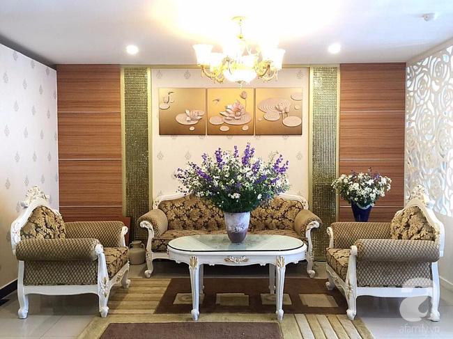 Ghé thăm căn hộ đẹp bình yên, trong trẻo đến lạ thường của người phụ nữ yêu hoa ở TP HCM - Ảnh 12.