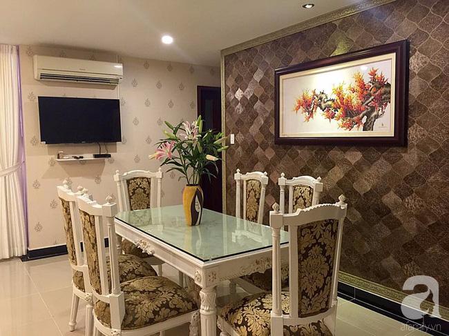 Ghé thăm căn hộ đẹp bình yên, trong trẻo đến lạ thường của người phụ nữ yêu hoa ở TP HCM - Ảnh 16.