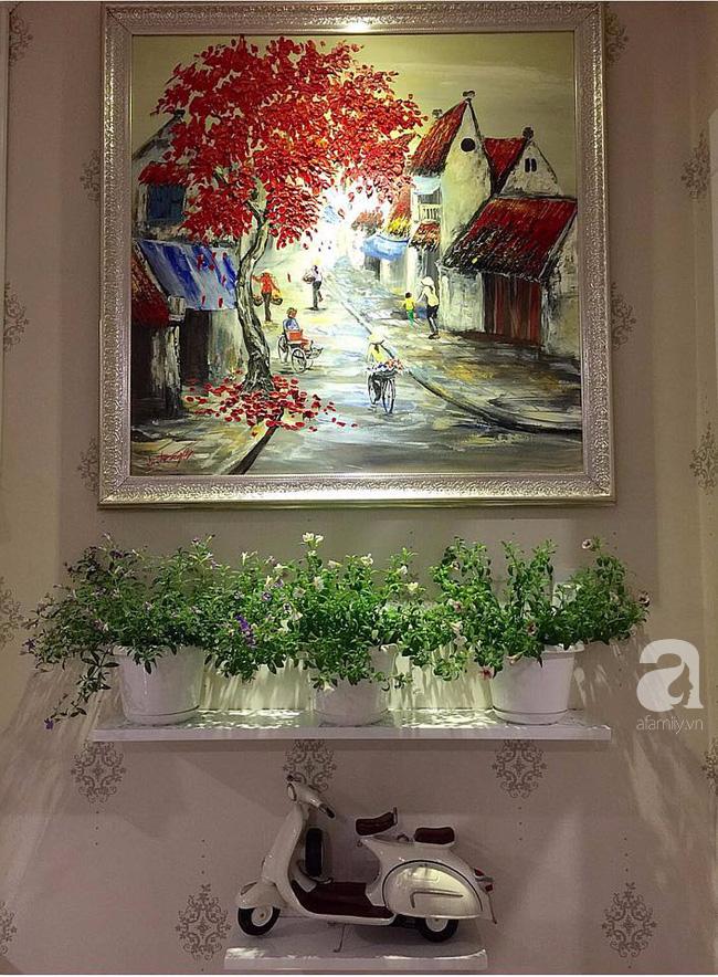 Ghé thăm căn hộ đẹp bình yên, trong trẻo đến lạ thường của người phụ nữ yêu hoa ở TP HCM - Ảnh 18.