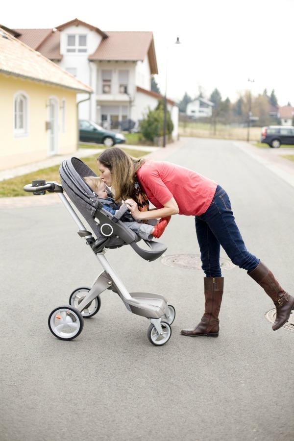 Stokke Xplory - Chiếc xe đẩy chạm đến mọi khát khao của các mẹ bỉm sữa - Ảnh 3.