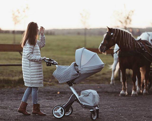 Stokke Xplory - Chiếc xe đẩy chạm đến mọi khát khao của các mẹ bỉm sữa - Ảnh 5.