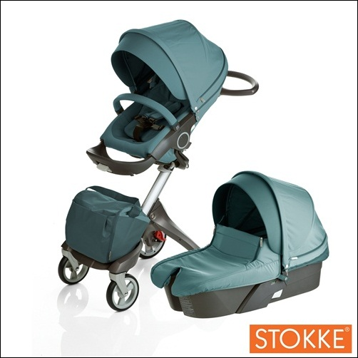 Stokke Xplory - Chiếc xe đẩy chạm đến mọi khát khao của các mẹ bỉm sữa - Ảnh 16.