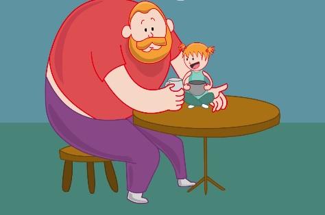 Những khoảnh khắc ngọt lịm tim giữa bố và con gái lay động triệu trái tim - Ảnh 5.