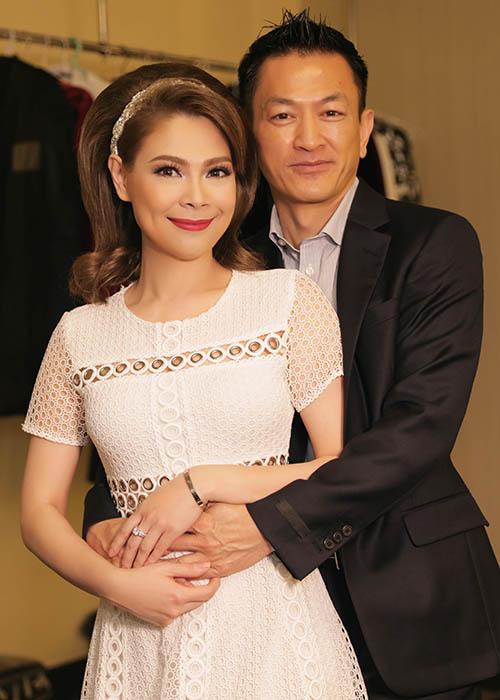 Ca sĩ Thanh Thảo đăng ảnh cưới với bạn trai Việt kiều?  - Ảnh 2.