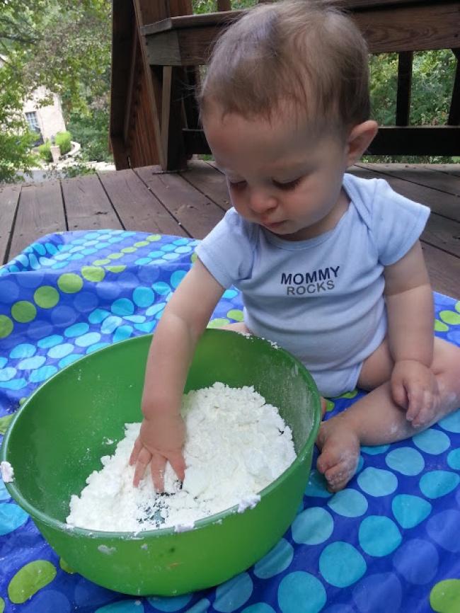 Mùa hè đến rồi, có cả kho trò chơi trong nhà cho bé thỏa sức sáng tạo - Ảnh 4.