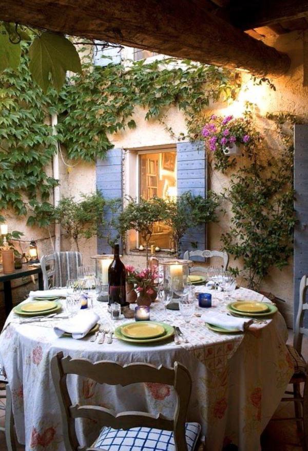 Làm đẹp sân vườn theo phong cách đồng quê nước Pháp siêu lãng mạn - Ảnh 6.