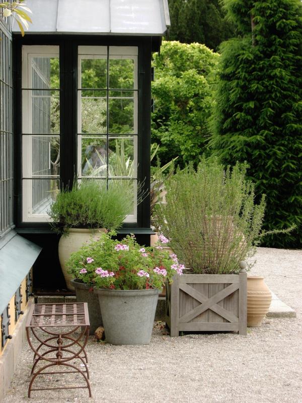Làm đẹp sân vườn theo phong cách đồng quê nước Pháp siêu lãng mạn - Ảnh 7.