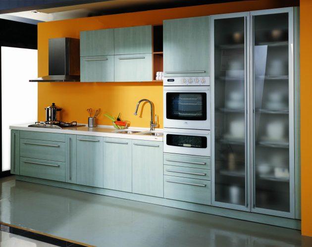 19 ý tưởng trang trí tuyệt vời cho nhà bếp nhỏ trông rộng thênh thang - Ảnh 2.