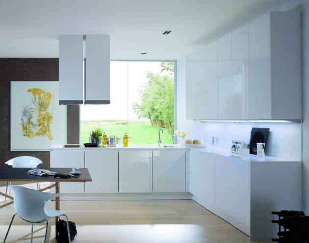19 ý tưởng trang trí tuyệt vời cho nhà bếp nhỏ trông rộng thênh thang - Ảnh 3.