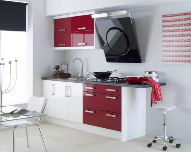19 ý tưởng trang trí tuyệt vời cho nhà bếp nhỏ trông rộng thênh thang - Ảnh 4.