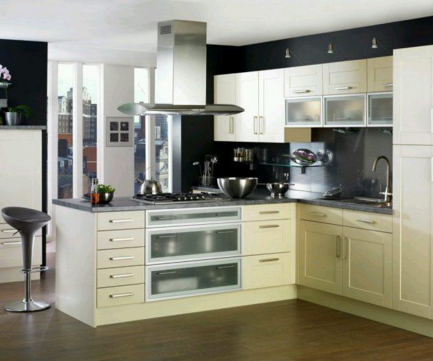 19 ý tưởng trang trí tuyệt vời cho nhà bếp nhỏ trông rộng thênh thang - Ảnh 5.