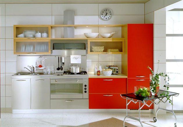 19 ý tưởng trang trí tuyệt vời cho nhà bếp nhỏ trông rộng thênh thang - Ảnh 9.