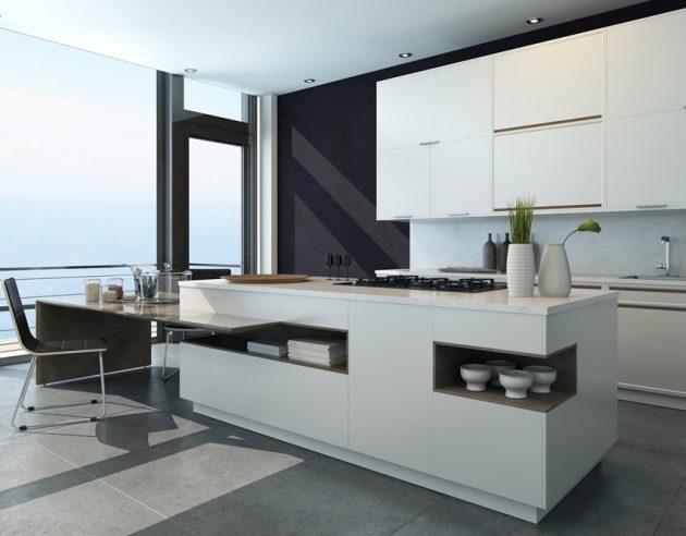 19 ý tưởng trang trí tuyệt vời cho nhà bếp nhỏ trông rộng thênh thang - Ảnh 10.