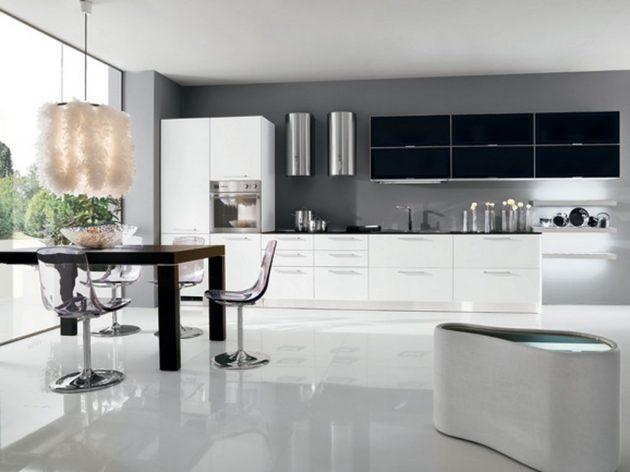 19 ý tưởng trang trí tuyệt vời cho nhà bếp nhỏ trông rộng thênh thang - Ảnh 11.