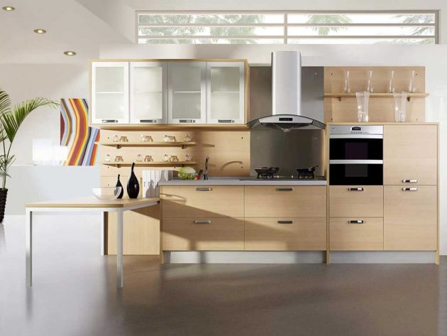 19 ý tưởng trang trí tuyệt vời cho nhà bếp nhỏ trông rộng thênh thang - Ảnh 12.