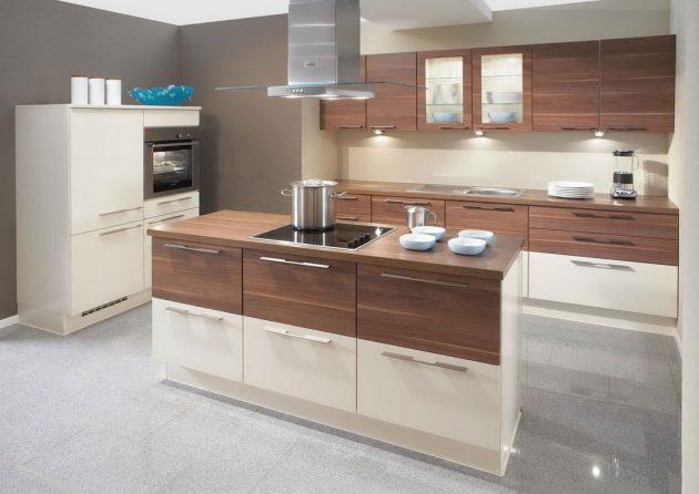 19 ý tưởng trang trí tuyệt vời cho nhà bếp nhỏ trông rộng thênh thang - Ảnh 15.