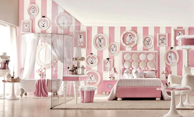 11 mẫu phòng ngủ nếu có con gái mẹ nhất định phải trang trí tặng bé - Ảnh 3.