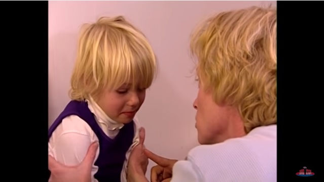 """""""Chiếc ghế hư"""" - phương pháp phạt con hiệu quả giúp dập tắt sự bướng bỉnh của mọi đứa trẻ - Ảnh 3."""