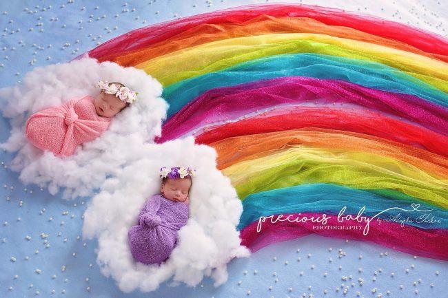 Nhiếp ảnh gia gợi ý những ý tưởng chụp ảnh cho bé sơ sinh không đụng hàng - Ảnh 7.