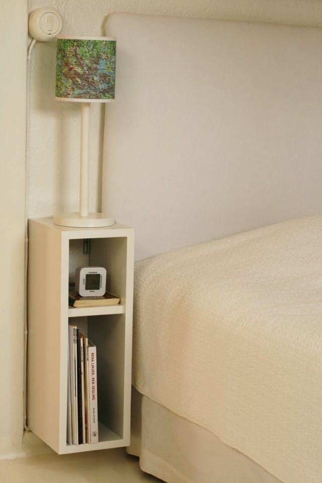 Những món đồ nội thất dường như sinh ra là để cho phòng ngủ chật   - Ảnh 7.